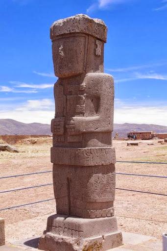statue représentant un