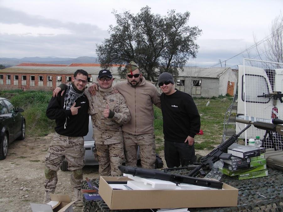 """Fotos de la partida """"Tercer aniversario, Operación FrankWofl""""10-02-13. PICT0233"""