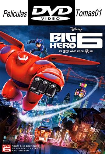 Big Hero 6 (6 Grandes Heroes) (2014) DVDRip