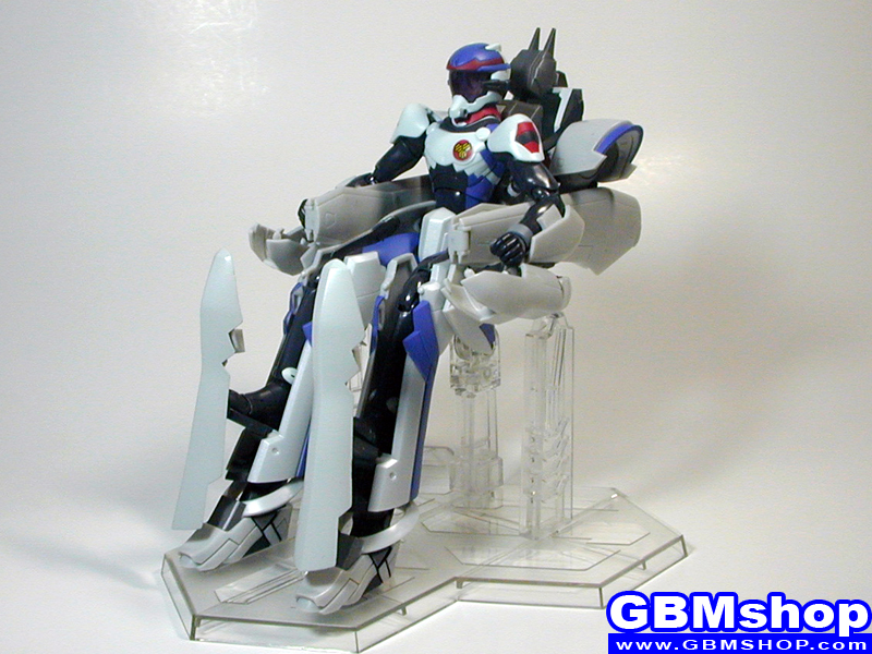 Macross Frontier EX-Gear G-proof seat enhanced VF cockpit