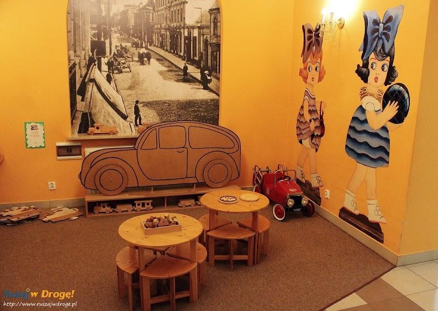 Kielce Muzeum Zabawek i Zabawy - miejsce do zabawy