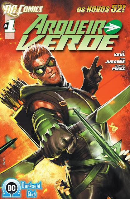 Arqueiro Verde (Os Novos 52)