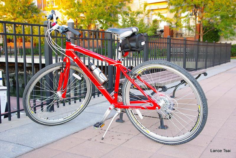 蠻牛腳踏車紀念文