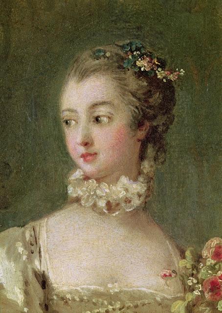 Francois Boucher - Madame de Pompadour
