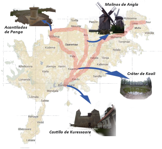 Plano de Saaremaa