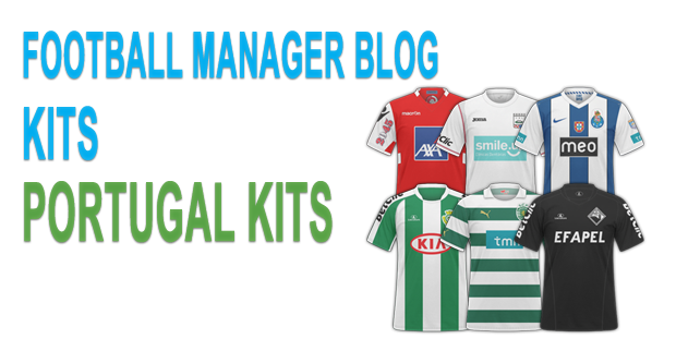 Portugal Kits Football Manager