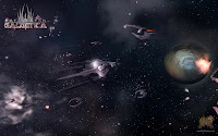Battlestar Galactica MMO Обзор