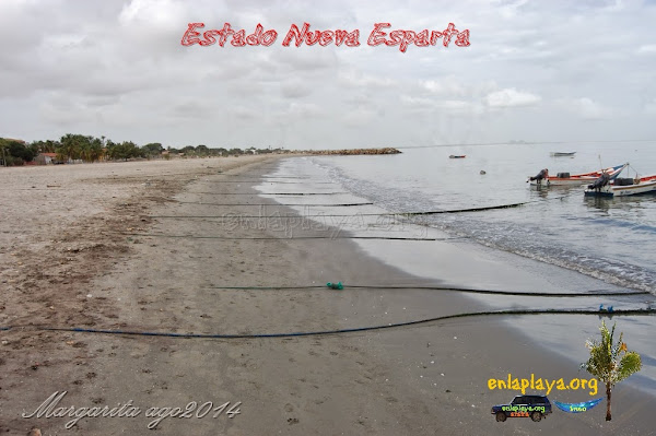 Playa Punto Fino (La Guardia), Estado Nueva Esparta, Municipio Diaz
