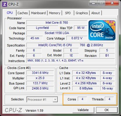 การเปิด/ปิดจำนวน Core ของ CPU ที่มีหลาย Core รู้ไว้จะได้ไม่โดนต้ม Cpucore02