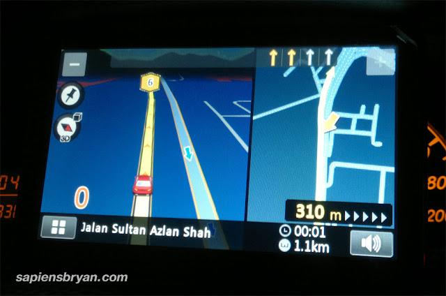 Lane Information