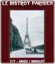 Bistrot Parisien : le menu de la saint Sylvestre au Havre