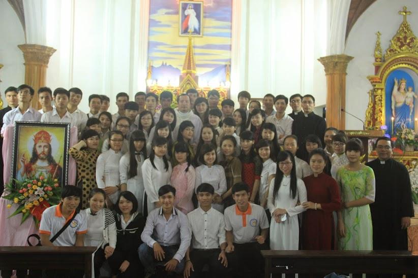 Sinh Viên Công Giáo tổ Trung Tâm – Vinh mừng Lễ Quan Thầy và sinh nhật lần thứ 10