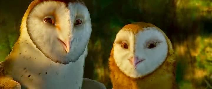 Screen Shot Of Hollywood Movie Legend of the Guardians: The Owls of Ga'Hoole (2010) In Hindi English Full Movie Free Download And Watch Online at alldownloads4u.com