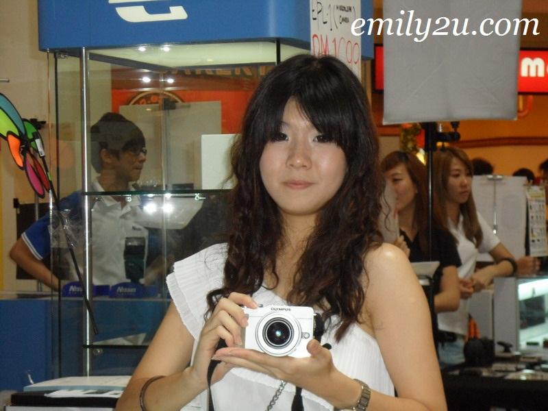 camera show girls