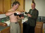 Wine!  Great success!