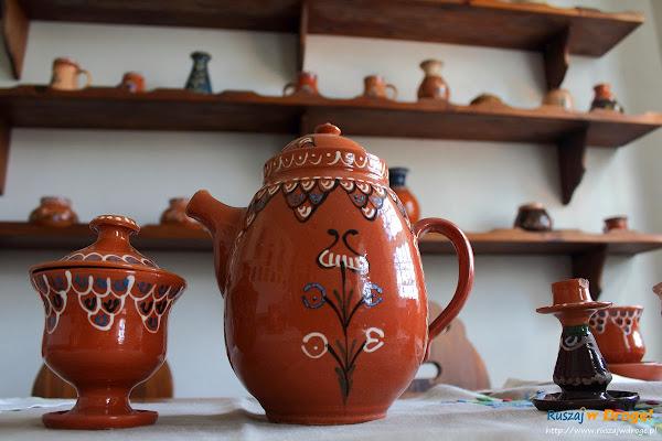 Chmielno - Muzeum Ceramiki Neclów - produkty zakładu