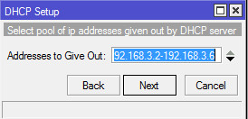 dhcpserver6 Cara Setting Mikrotik Sebagai DHCP Server