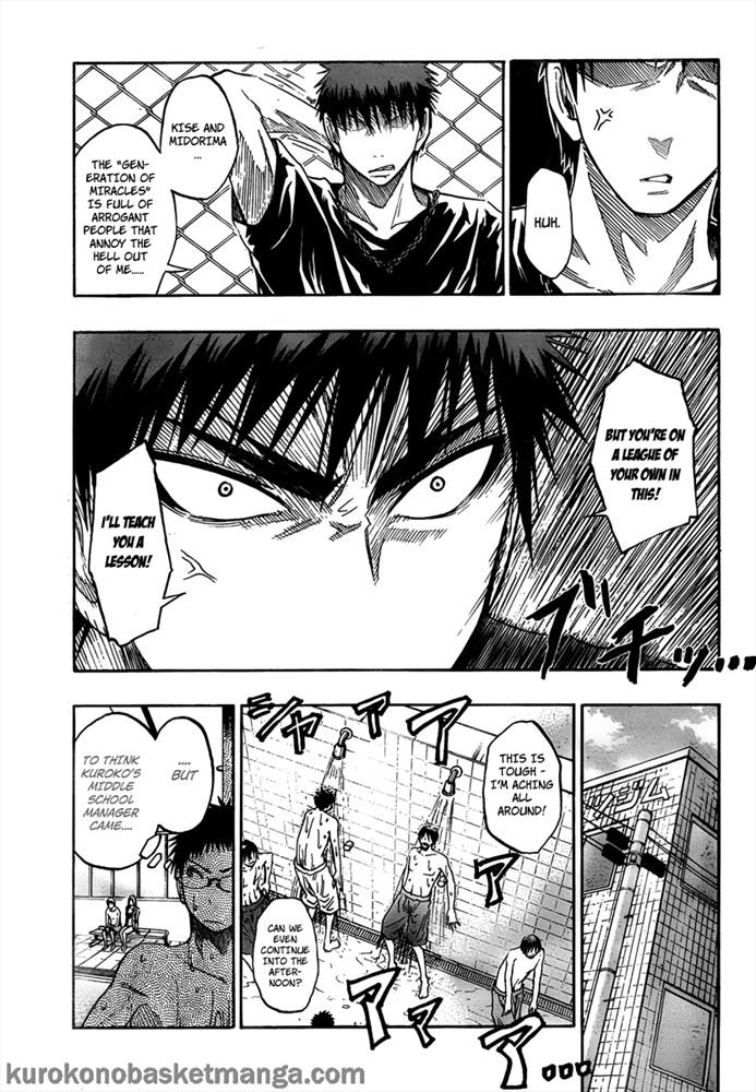 Kuroko no Basket Manga Chapter 39 - Image 05