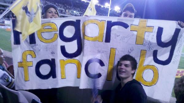 heggers fan club