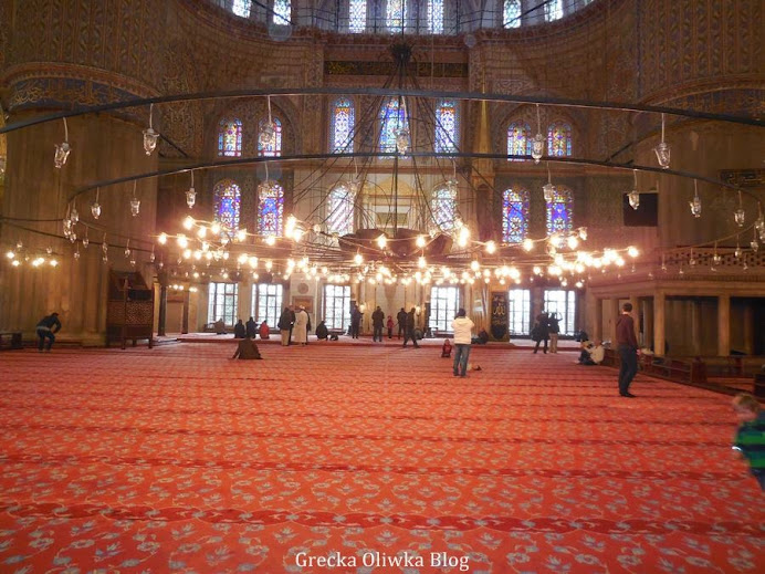 punkt centalny meczetu