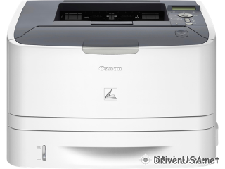 download Canon LBP6650dn printer's driver