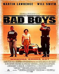 Best secret service movies: Bad Boys 1 & 2