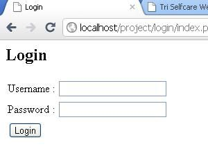 Membuat Login Form dengan PHP [Level Multi User]