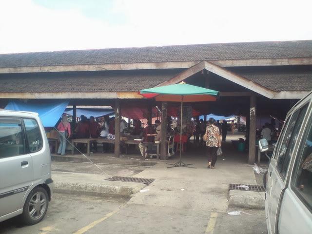 Pasar Tamu Donggongon
