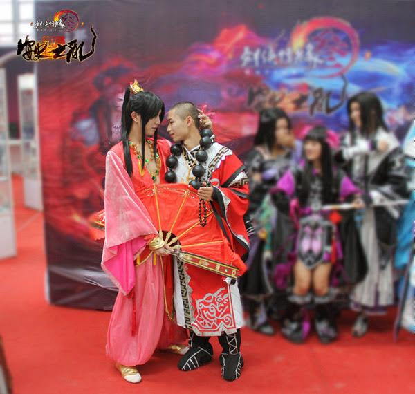 Ngắm bộ ảnh cosplay cực đẹp của Võ Lâm Truyền Kỳ 3 - Ảnh 10