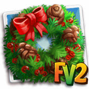 farmville 2 cheats for pine holiday wreath farmville 2 holiday lights forth week