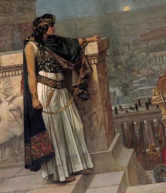 Зенобия -- правительница Пальмиры