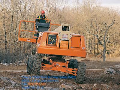 Xe nâng người JLG Telescopic Boom Lift