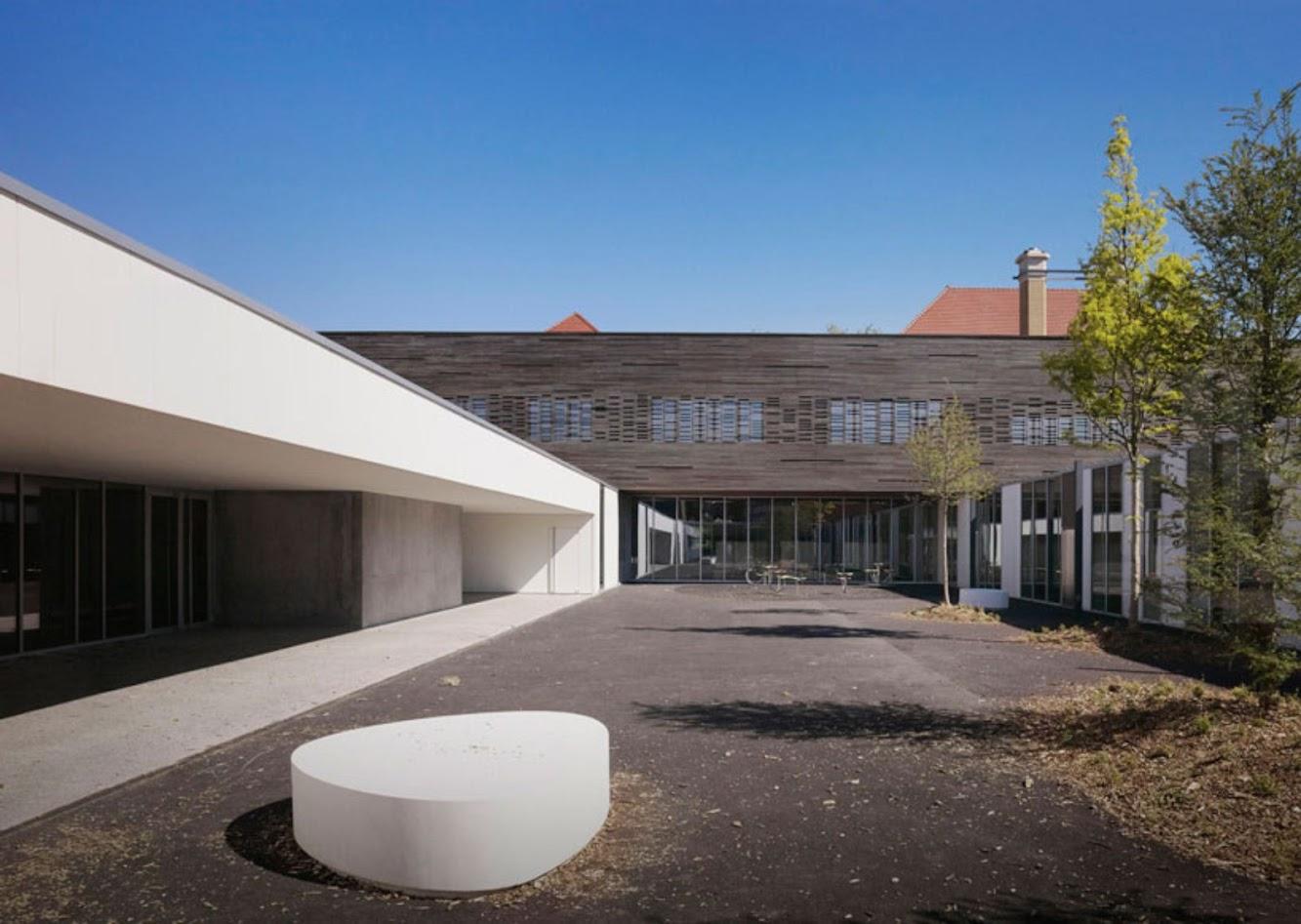 Atelier D Architecture Alexandre Dreyssé hq architecture: france