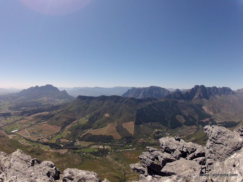 Jonkershoek valley