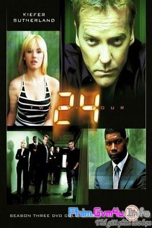 24 Giờ Chống Khủng Bố Season 3 - 24 Hours Season 3 - 2004