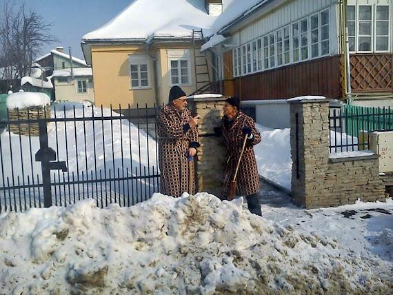 Suceava, Strada Armenească, fraţii capoţel