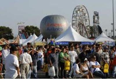 Feria Chapina 2012 en los Ángeles, California