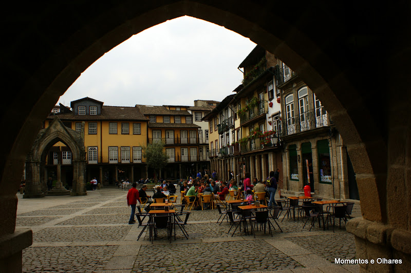 Guimarães, Largo da Oliveira