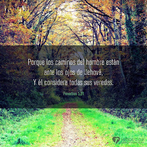 Proverbios 5.21