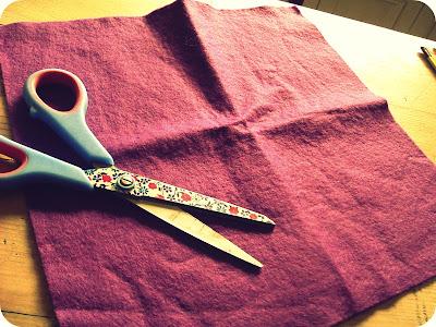 Vintage Vixen: Sew-Along with Vix - A Felt Chrysanthemum ...