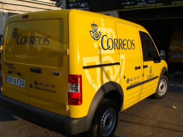 Correos no reparte en Benidorm 1 20/01/2012