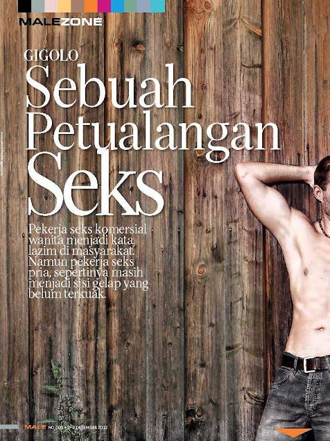 Majalah Mata Lelaki Terbaru, Malajah MALE Terbaru