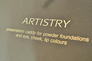 Artistry makeup by Amway