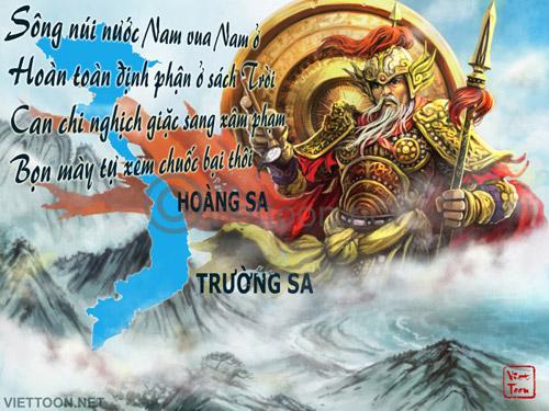 Ngũ Hổ Tướng công bố danh sách hổ tướng Đại Việt 1