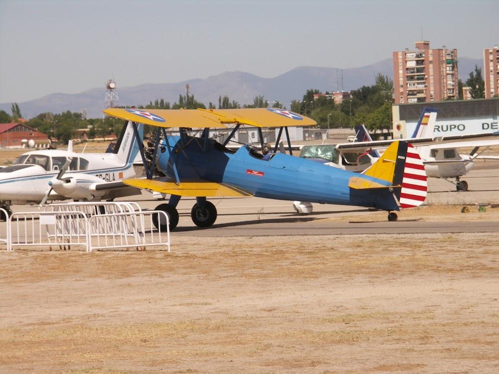 """Exhibición aerea de la Fundación """"Infante de Orleans"""". PICT0429"""