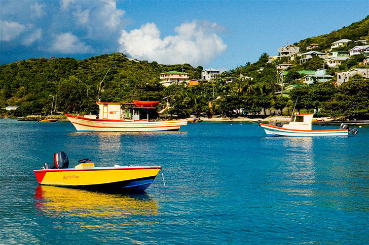 St. Vincent and the Grenadines (2015 travel destinations).