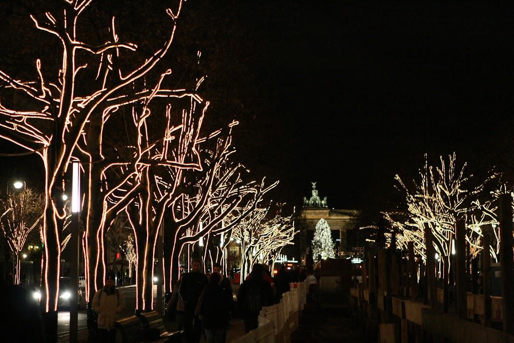 ... und Unter den Linden.