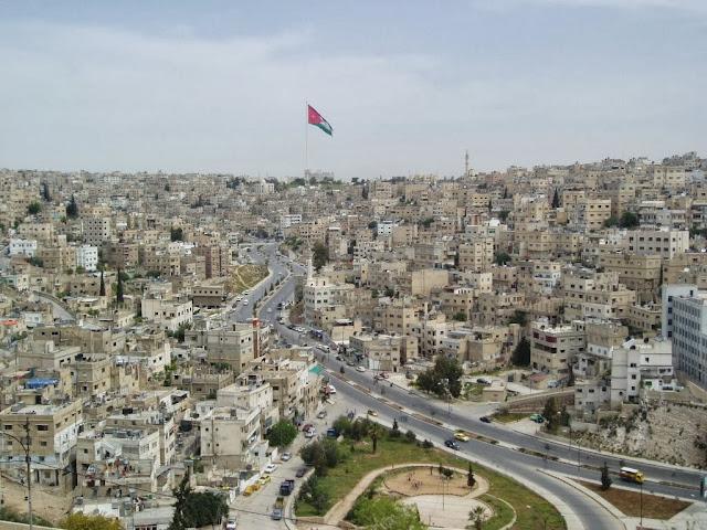 Jurnalul călătoriei la Amman, Iordania, a ASR Principele Radu şi Principele Nicolae