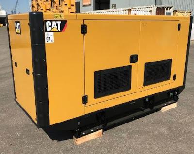 Máy phát điện Caterpillar 150kva – 2000kva