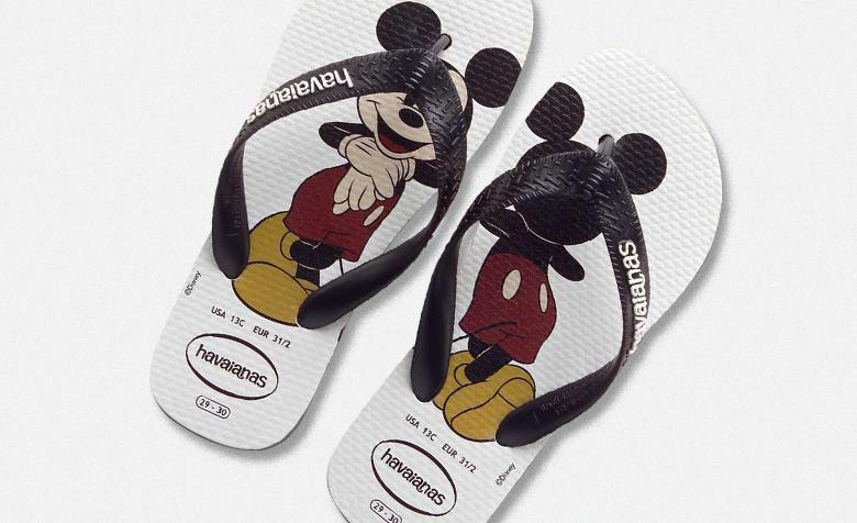 Havaianas Disney Collection
